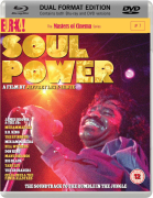 Soul Power - Dual Format Edition (Blu-Ray and DVD)