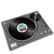 Joseph Joseph Record Player Chopping Board - 30 x 40 cm