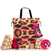 Sleep In Rollers - Brown Leopard (x18 in a Bag)