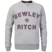 Bewley & Ritch Men's Abner Sweatshirt - Grey