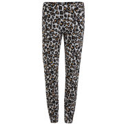 Sonia by Sonia Rykiel Women's Leopard Sweat Trousers - Multi