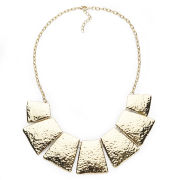 Impulse Women's Collar Necklace - Gold