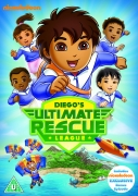 Go Diego Go! Diego's Ultimate Rescue League