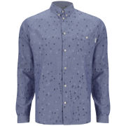 Paul Smith Jeans Men's Tailored Fit Shirt - Petrol