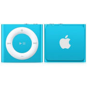 Apple iPod Shuffle 2GB (4th Gen) - Blue