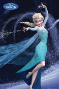Disney Frozen Elsa Let It Go - Maxi Poster - 61 x 91.5cm