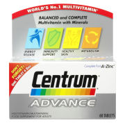 Centrum Advance Azo Free Tablets