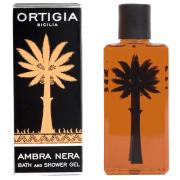 Ortigia Ambra Nera Shower Gel 200ml