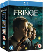 Fringe - Seasons 1-3