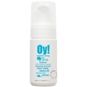 GREEN PEOPLE OY! FOAMING ANTI-BAC FACE WASH (100ML)