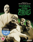 The Plague of the Zombies - Double Play (Blu-Ray and DVD)