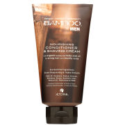 Alterna Bamboo Men Nourishing Conditioner & Shave Cream 250ml