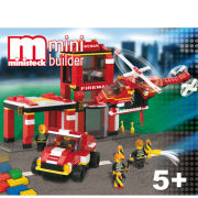 Ministeck Fire Station, Helicopter and Car