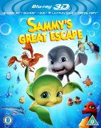 Sammys Abenteuer 2 3D (enthält UltraViolet Version)