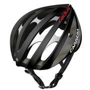 Carrera Radius Road Helmet Matt Graphite Charcoal