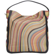 Paul Smith Accessories Westbourne Leather Shoulder Bag - Swirl