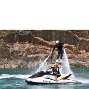 Introduction to Flyboarding Experience