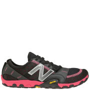 New Balance Women's WT10 V2 Minimus Trail Shoes - Grey/Pink