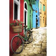 Bike Flowers - Maxi Poster - 61 x 91.5cm