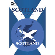 Scotland Map - Vinyl Sticker - 10 x 15cm