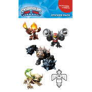 Skylanders Trap Team Mix - Sticker Pack