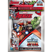 Marvel Avengers Hero Attax Starter Pack
