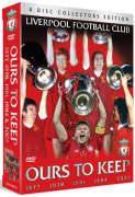 Liverpool FC - Champions Of Europe Collector's Edition