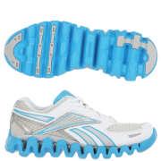 Reebok Womens Premier Zigblaze Trainers - Silver