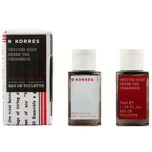 Korres Vetiver Root Green Tea Cedarwood 50ml