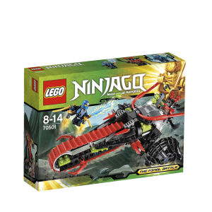 LEGO Ninjago: Warrior Bike (70501)