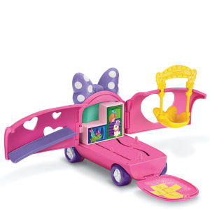 Minnies Bowtique Pet Tour Van