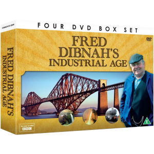 Fred Dibnah's Industrial Age - Gift Set