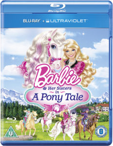 Barbie and Her Sisters in a Pony Tale (Bevat UltraViolet Copy)