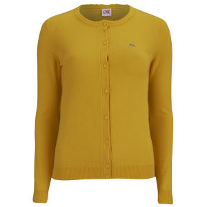 Lacoste L!ve Women's Cardigan - Wasp