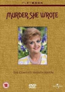 Murder, She Wrote - The Complete 7th Season