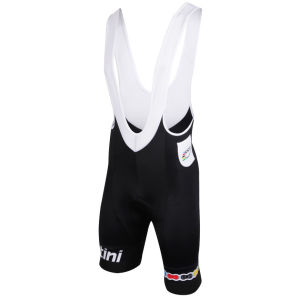 Santini UCI Fashion Cycling Bib Shorts - 2013