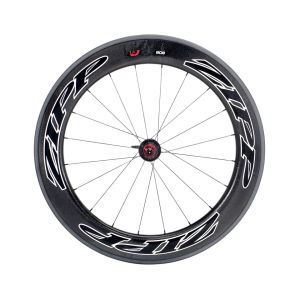 2013 Zipp 808 Firecrest Clincher Rear Wheel - Beyond Black