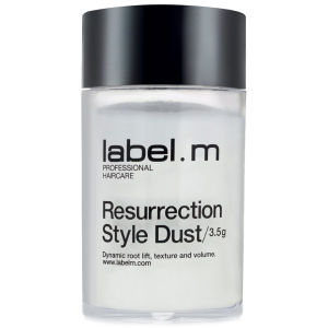 Champú seco en polvo label.m White Resurrection Style Dust (3.5g)