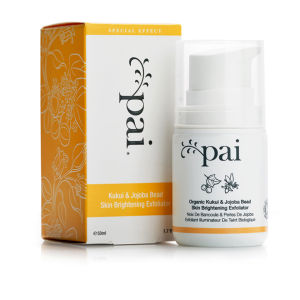 Pai Kukui and Jojoba Bead Skin Brightening Exfoliator