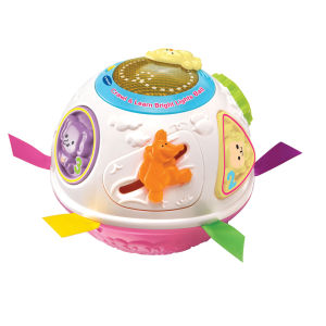 Vtech Crawl and Learn Bright Lights Ball - Pink