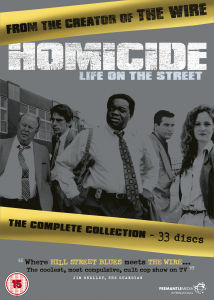 Homicide - The Complete Series