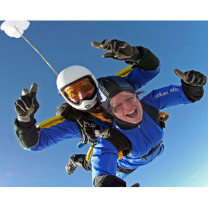 Tandem Skydive in Northamptonshire