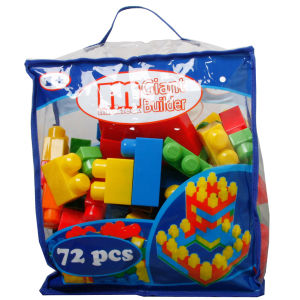 Ministeck Giant Builder Bricks (72 Pieces)