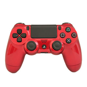 PlayStation DualShock 4 Custom Controller - Gloss Red
