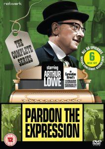 Pardon Expression - Complete Serie