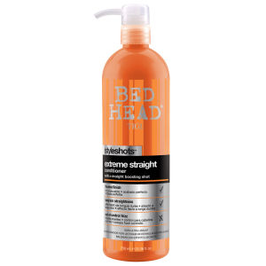 TIGI Bed Head Extreme Straight Conditioner Styleshots (750ml)