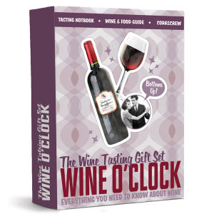 The Good Times Wine Tasting Gift Set