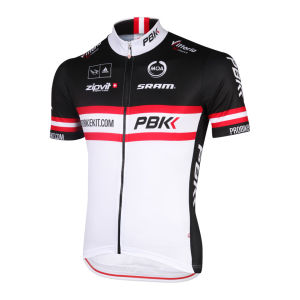 PBK Team Short Sleeve Cycling Jersey