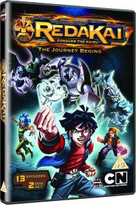 Redakai Season: Conquer the Kairu - The Journey Begins