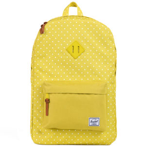 Herschel Heritage Polkadot Backpack - Apple